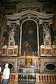 1876 - Milano - Sant'Alessandro - Agostino Sant'Agostino, Sacra famiglia - Foto Giovanni Dall'Orto 20-May-2007.jpg