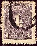 1902 4c Antioquia used Mi131.jpg