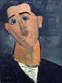 1915 Modigliani Juan Gris anagoria.JPG