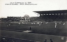 1924 France vs USA rugby match.jpg
