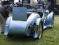"1932 MG F1 Magna ""Stiles Special Threesome"", rear view, 2018 Greenwich Concours.jpg"