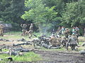 1945 battle near Elbe reenactment during the VII Aircraft Picnic in Kraków (150).jpg