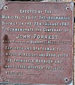 1947 centenary of John Forrest plaque in Fremantle.jpg
