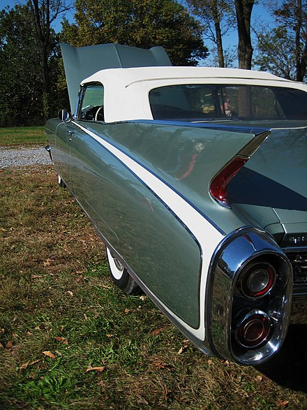 Cadillac Eldorado - Wikiwand