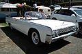 1962 Lincoln Continental convertible (6263502594).jpg