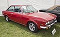 1972 Fiat 124 Sport Coupé, front right, at Greenwich 2018.jpg