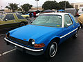 1976 AMC Pacer DL coupe blue-white 2014-AMO-NC-01.jpg