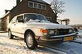 1986 Saab 90 (10555344916).jpg