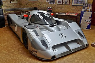Mercedes-Benz C291 - Image: 1991 Mercedes Benz C291 Automuseum Dr. Carl Benz, 2014 (02)