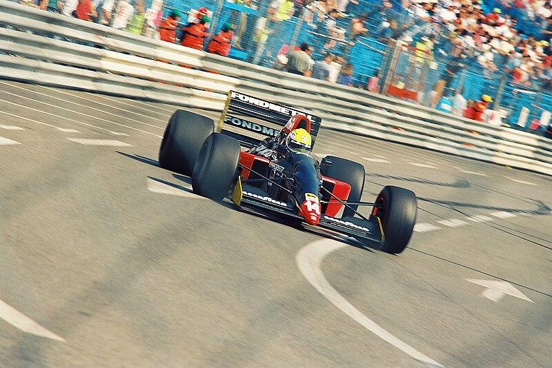 Fondmetal, equipe histórica de Formula 1 de 1992 - by wikipedia.org