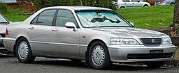 1996-1998 Honda Legend (KA9) sedan (2011-05-26)