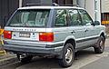 1998-1999 Land Rover Range Rover (P38A) 4.0 SE wagon 01.jpg
