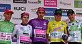 1 Etapa-Vuelta a Colombia 2018-Lideres 1 Etapa.jpg