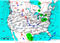 2005-02-26 Surface Weather Map NOAA.png