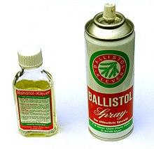 Ballistol Wikipedia