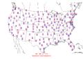 2006-05-20 Max-min Temperature Map NOAA.png