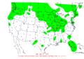 2006-05-25 24-hr Precipitation Map NOAA.png