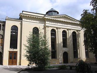 White Stork Synagogue - The synagoge at ul. Pawła Włodkowica 7