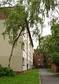 20080715 14995 DSC01948 Siedlung Schillerpark Barfusstraße 25 und 23 sowie Bristolstraße 27.JPG