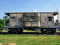 2008 06 20 - 3605 - Annapolis Junction - CSX Car (3435398444).jpg