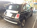 2008 Fiat 500 (312) by DIESEL Hatchback (14-02-2018) 03.jpg