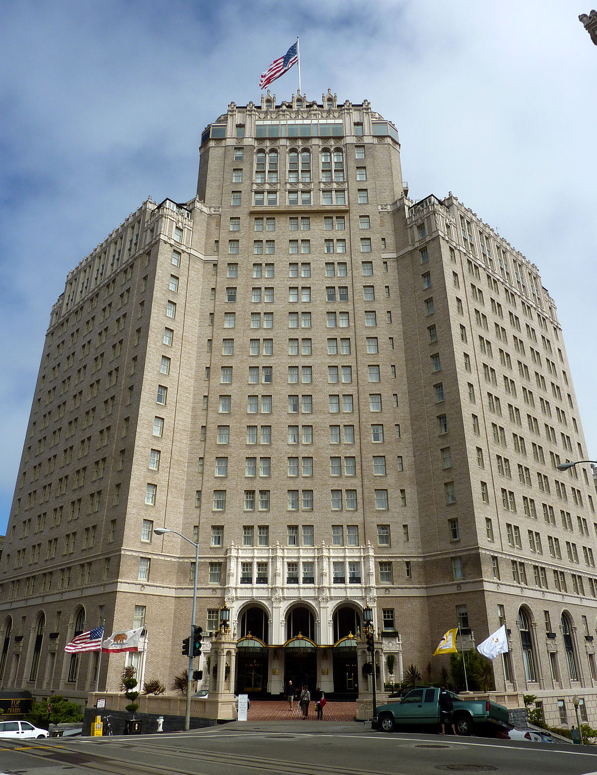 Historic Hotels in San Francisco | Omni Hotel San Francisco