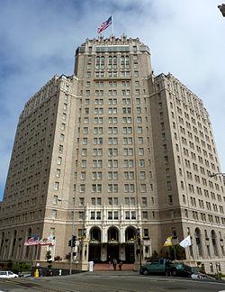 Mark Hopkins Hotel San Francisco