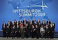 2009 G-20 Pittsburgh summit.jpg