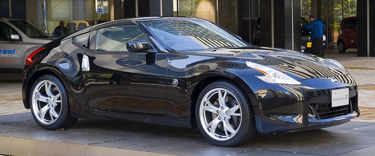 2009 Nissan Z34 Fairlady Z 01.JPG