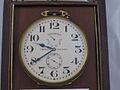 2011-173-135 Chronometer, Deck, Longines, Obverse (7167062049).jpg