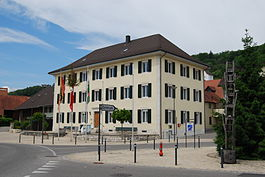 Lengnau parish hall