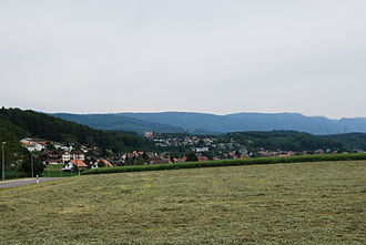 Safnern - Safnern and its surroundings