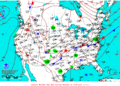 2012-07-09 Surface Weather Map NOAA.png