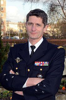 Denis Favier French military officer (born 1959)
