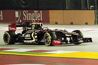 Lotus Cars - Lotus E20