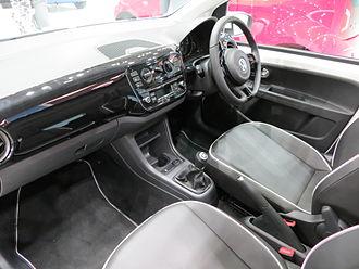 Volkswagen Up - Interior