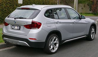 BMW X1 - Facelift BMW X1