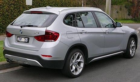 2015 Bmw >> BMW X1 - Wikipedia