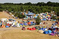 2013 Woodstock 119 pole namiotowe.jpg