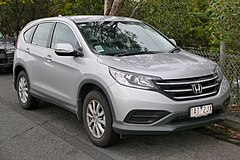 Honda CR-V IV przed liftingiem