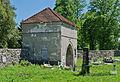 2014 Jaszkowa Dolna, kaplica cmentarna 16.JPG