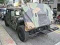 2014 Rolling Sculpture Car Show 49 (1987 AM General HMMWV).jpg