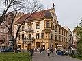 2015 Kraków, Kamienica Edwarda Raczyńskiego 02.jpg