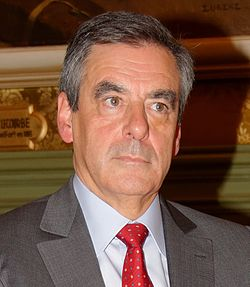 File photo of François Fillon, 2016.  Image: Thomas Bresson.