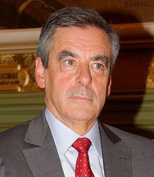 Fillon affair - François Fillon in 2016