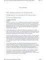 2016-199 - SEC Adopts Rules for Enhanced Regulatory Framework - DPLA - ec181d1fcb75ded7ccf95f26c4bfd371.pdf