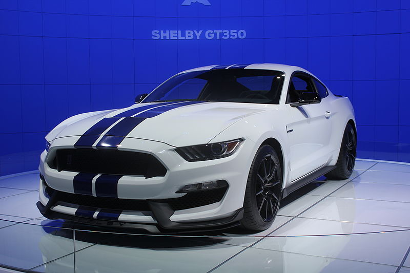 File:2016 Ford Mustang Shelby GT350.JPG