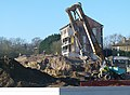 2016 Woolwich, Connaught Estate demolition 07.jpg