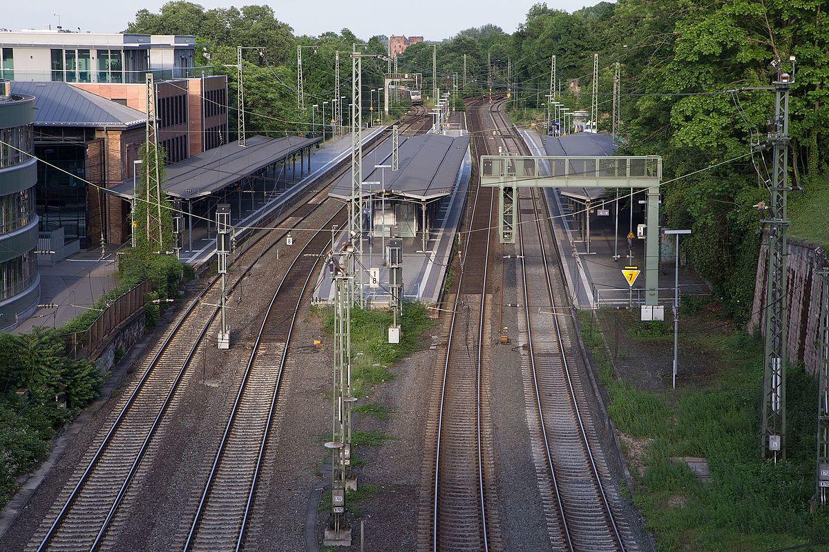 Mainz Römisches Theater station - Wikipedia