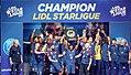 2018-05-31 PSG champion de Lidlstarligue 2017-18 Luc Abalo.jpg